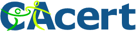 "Logo of the organisation ""CAcert"""