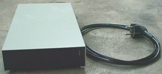 "The external ""Digital Data Deike"" harddisk for ATARI-ST"